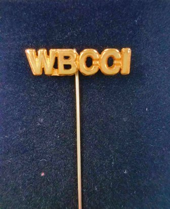 WBCCI Stick Pin